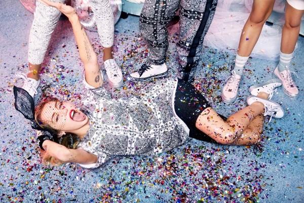 Converse x Miley Cyrus 7