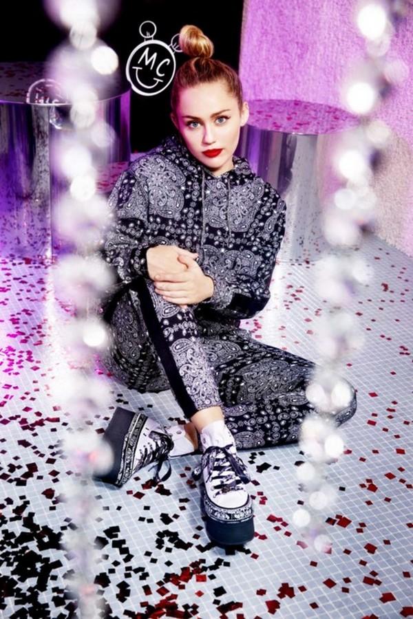 Converse x Miley Cyrus 9