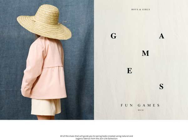 Massimo Dutti Boys And Girls Fun Games 1