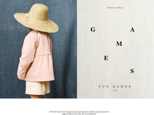 Massimo Dutti Boys And Girls Fun Games 1