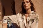 Une Femme à Saint-Tropez: новая коллекция Massimo Dutti