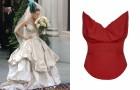 Вивьен Вествуд создала коллекцию в честь свадебного платья Кэрри Брэдшоу