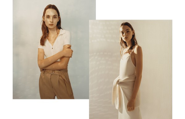 Bershka Shades Of White 2