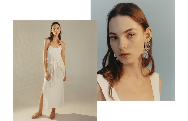 Bershka Shades Of White 4