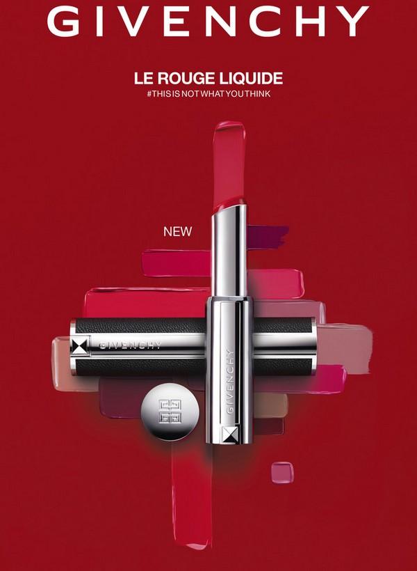 Givenchy Le Rouge Liquide 2