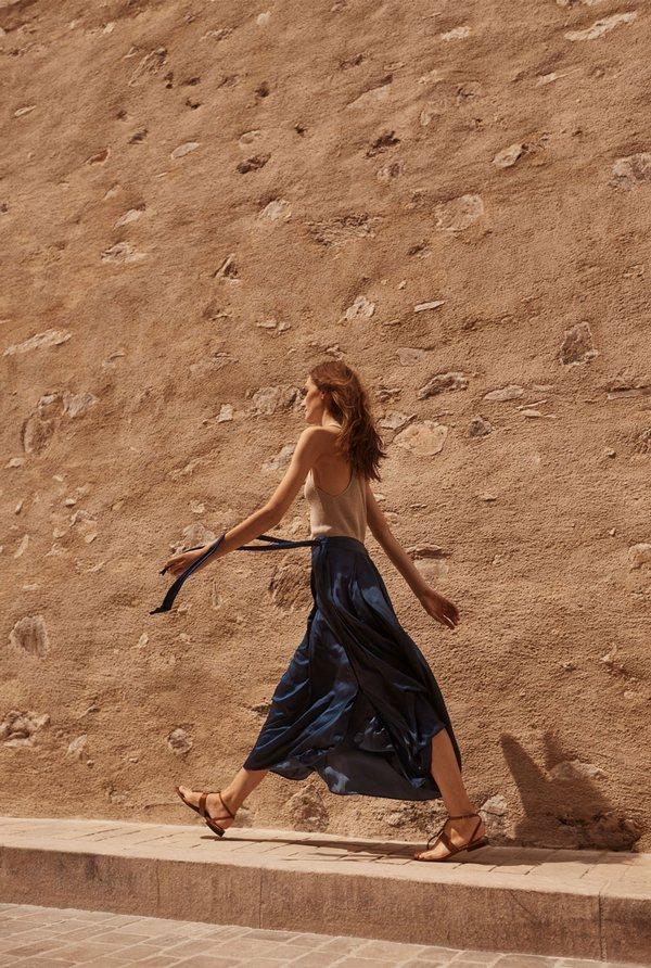 Massimo Dutti Une Femme __ Saint-Tropez 14