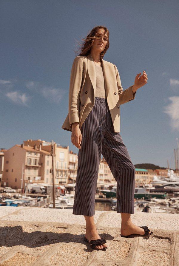 Massimo Dutti Une Femme __ Saint-Tropez 3