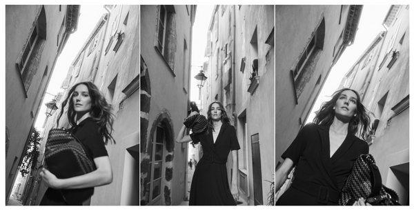 Massimo Dutti Une Femme __ Saint-Tropez 4