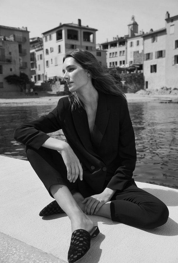 Massimo Dutti Une Femme __ Saint-Tropez 8