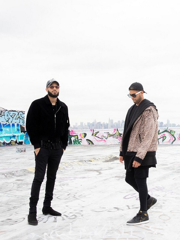 Ray-Ban + The Martinez Brothers