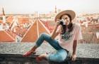 Известный эстонский блогер Kristjaana Mere о любимых местах для съемок