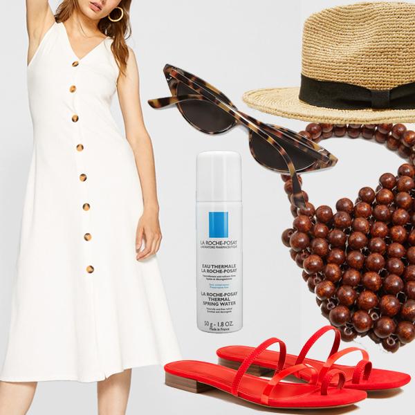 Как носить белое платье (1)