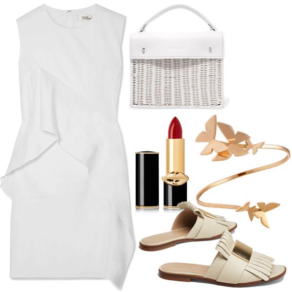 Как носить белое платье (3)