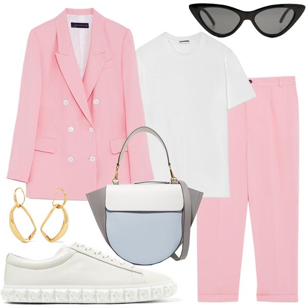 как носить розовый (1)