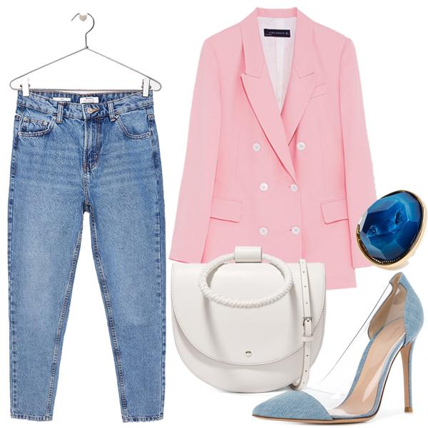 как носить розовый (2)