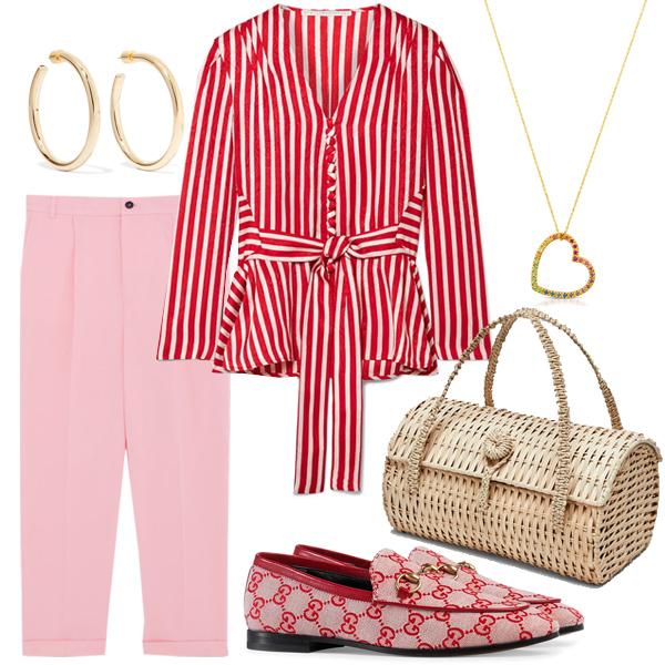 как носить розовый (3)