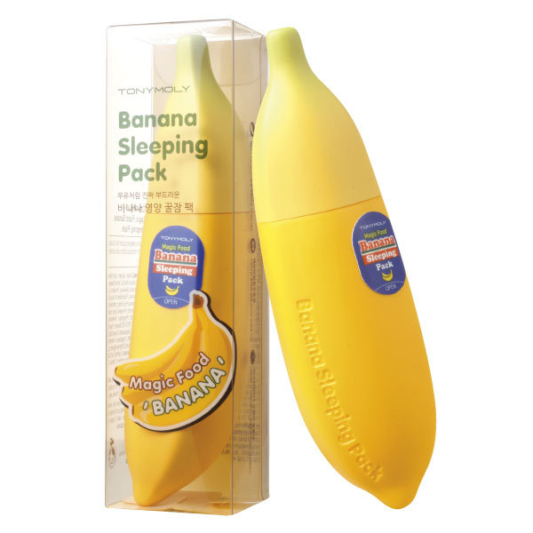 Magic Food Banana, Tony Moly