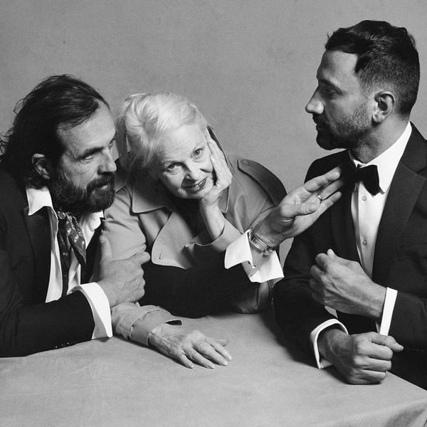 Riccardo Tisci x Vivienne Westwood 1