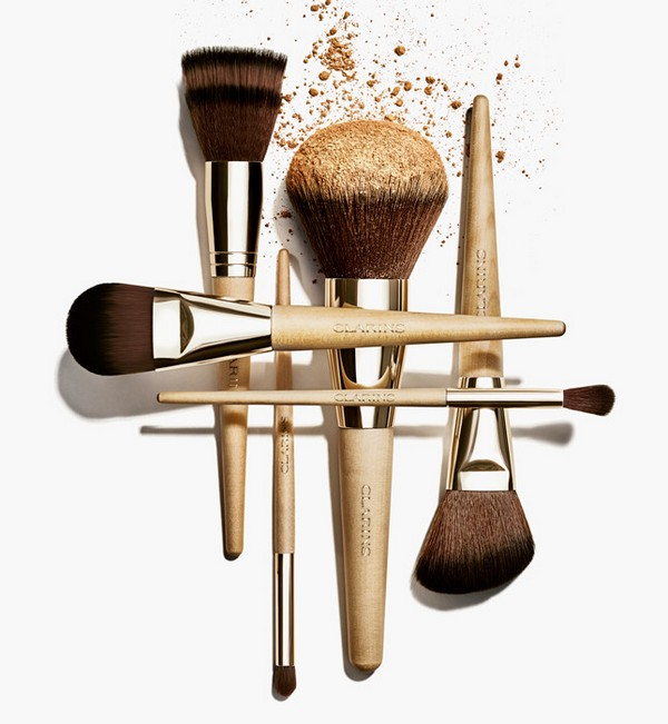 Clarins Brushes 2