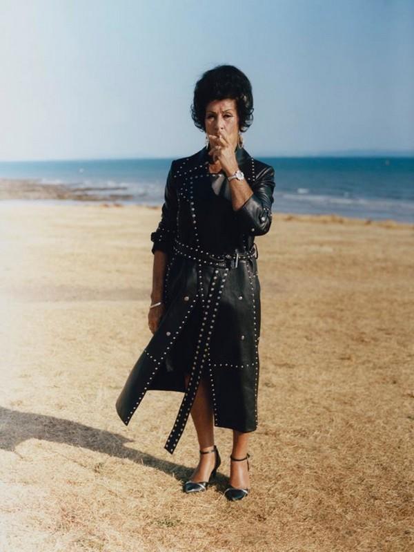 Helmut Lang Women of Wales 3