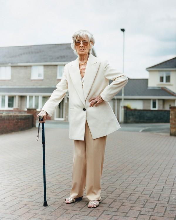 Helmut Lang Women of Wales
