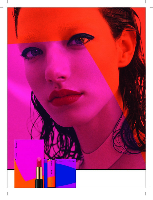 Lancome x Proenza Schouler Makeup Collection 2018_1