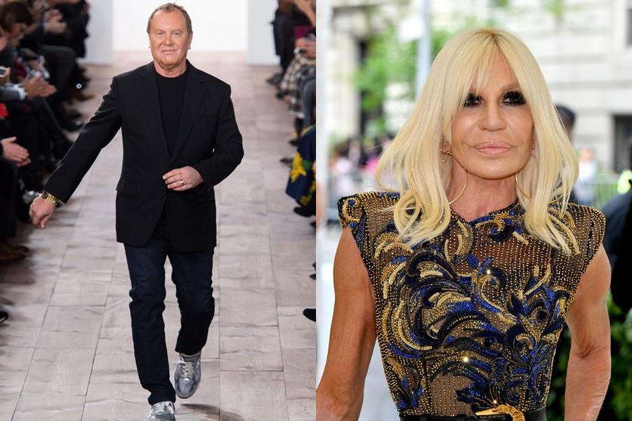 Michael Kors объявили о покупке Дома Versace