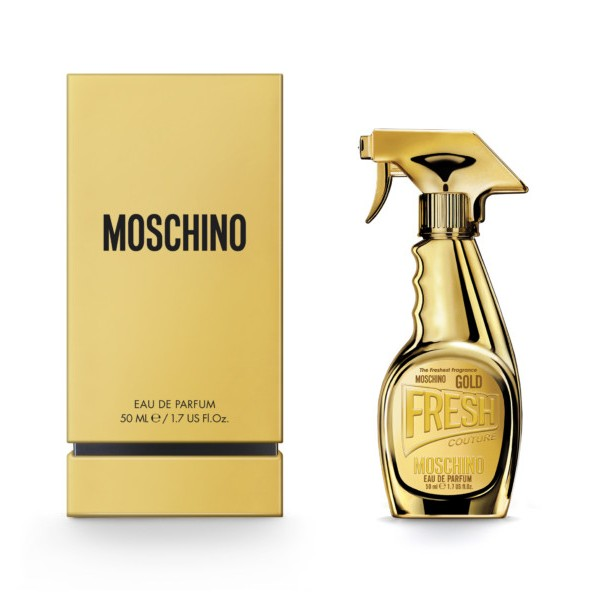 Moschino Gold Fresh Couture 1