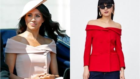 Zara создали жакет, как у Меган Маркл
