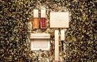Новогодняя коллекция макияжа Clarins Prête-à-Briller