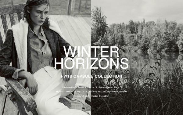 Massimo Dutti Winter Horizons 1