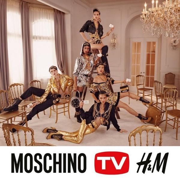 Moschino x H&M 4