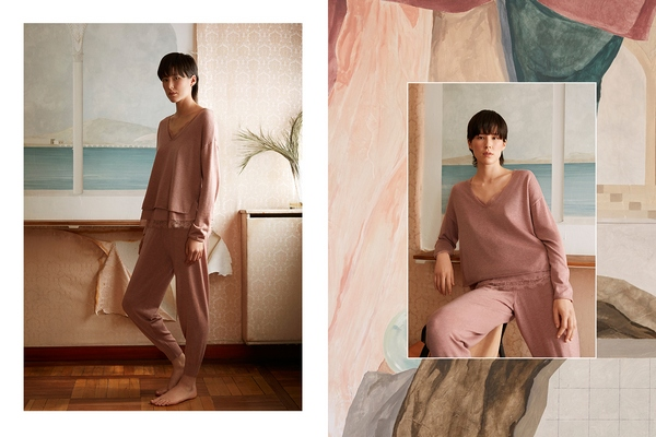 Oysho Autumn Colours Autumn Winter 2018_2