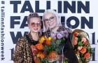 Как гости Таллиннской недели моды укрощают строптивый принт