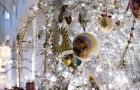 Роскошная рождественская ель в музее Нигулисте