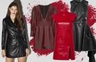 20 кожаных платьев на любой вкус и кошелек