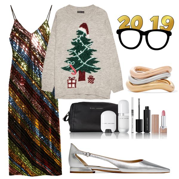 в чем встречать Новый год 2019 (2)