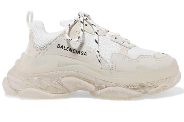 Balenciaga Triple S €795net-a-porter.com