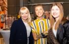 Стильные гости эстонского дизайнера Оксаны Тандит