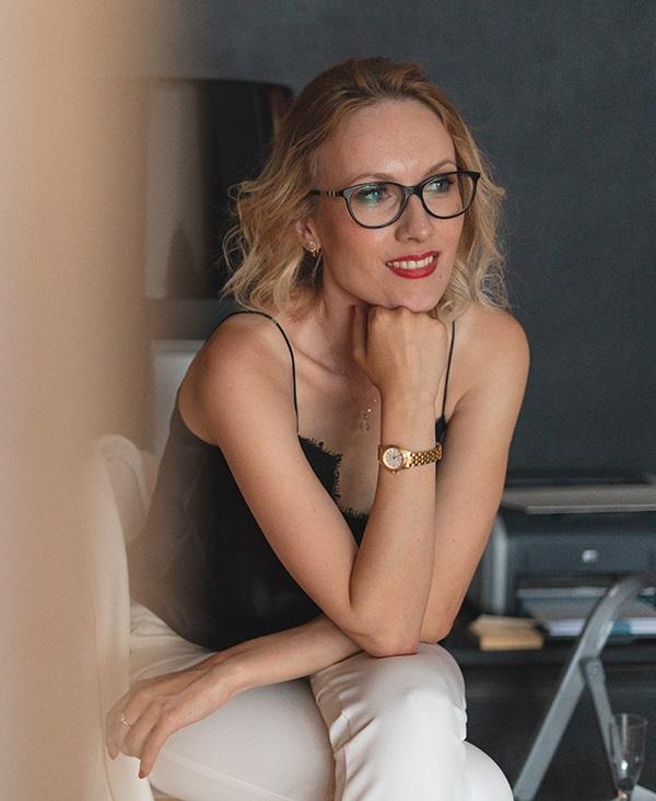Viktoria Potapova beauty box