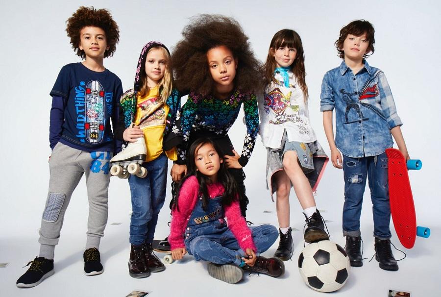 Стилист Карис Кууск советует относиться к детской моде играючи