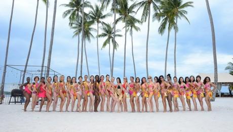 Mrs Worldwide 2019 osalejad