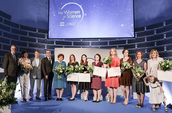 LяOrВal Baltic Naised teaduses tseremoonia 2019, foto autor Janis Salins (1)