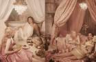 Dolce & Gabbana выпустили кампанию, вдохновлённую Рубенсом