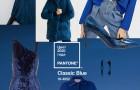 Classic Blue: главный цвет на практике