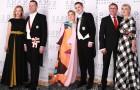 Самые элегантные пары президентского приема по мнению стилиста Светланы Агуреевой