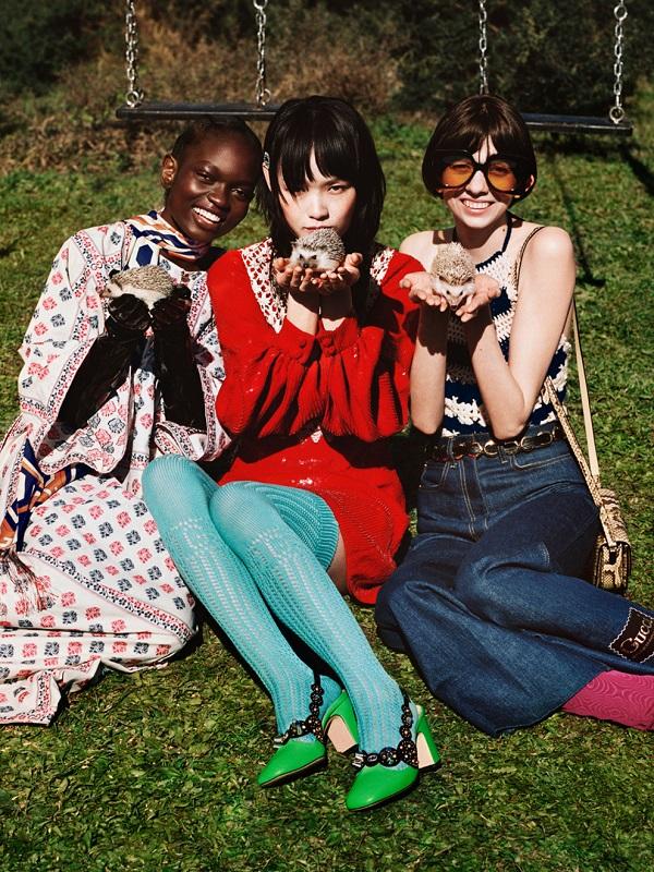 Gucci Pre fall 2020 (7)
