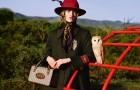 Путешествие в детство в рекламной кампании Gucci Pre-Fall 2020