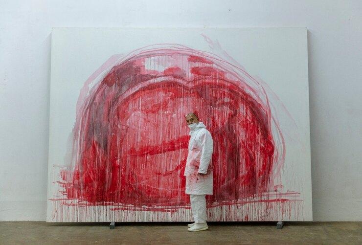 художник Чжан Хуань (2)