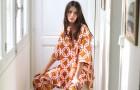 Пижамы: и дома стильно, и на улице хорошо